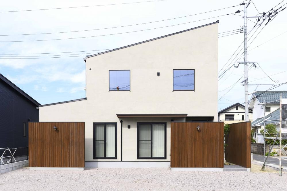 【モデルハウス】木とともに暮らす家